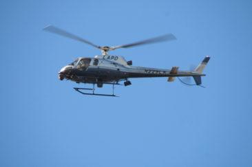 LAPD overhead