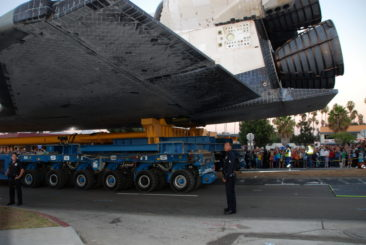 Endeavour's underbelly