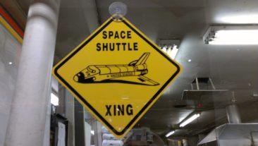 Space Shuttle Xing