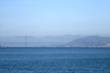 And the Golden Gate Bridge