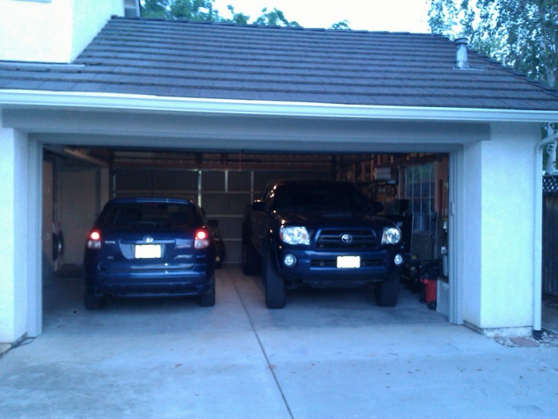 Can you Park Both Cars in Your Garage? 30 Day Blog Challenge (Day 26)