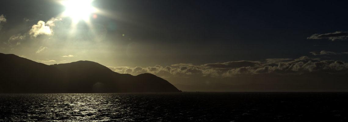 Cook Strait Sunrise