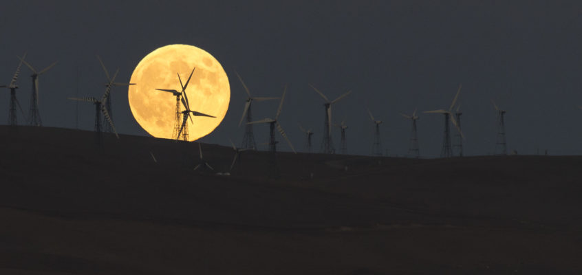 Altamont Harvest Supermoon