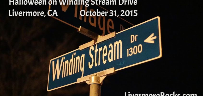 Halloween on Winding Stream [Video]