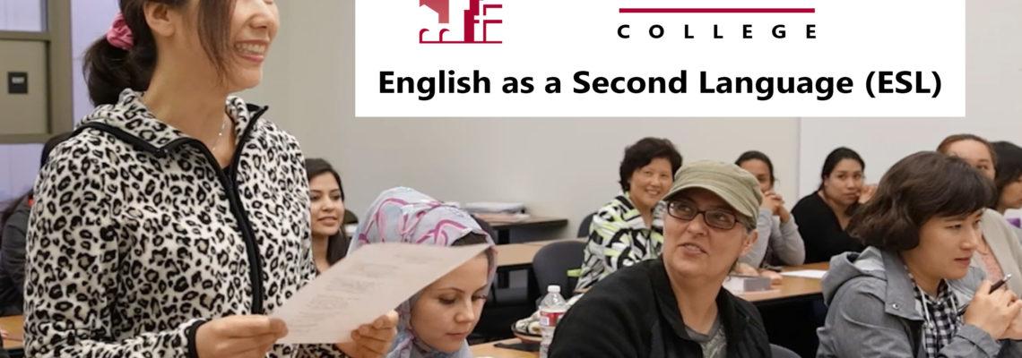 ESL at Las Positas College [Promotional Video]