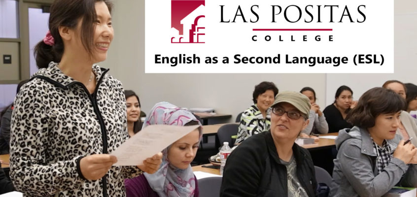 ESL at Las Positas College [Promotional Video]