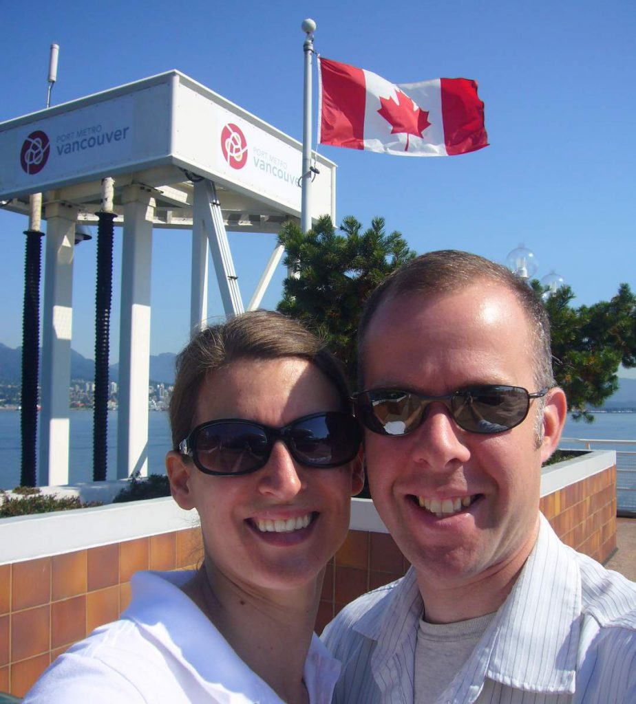 Vancouver, Canada. Check!